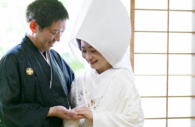 【白無垢】小花蝶鳳凰